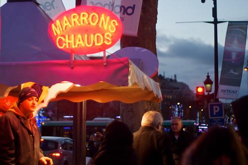 Marrons Chaude