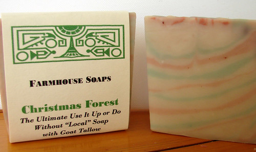 ChristmasForestSoap