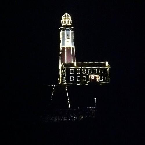 Montauk Point lighthouse! Merry Christmas everyone!