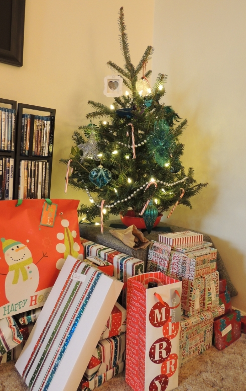 Christmas Tree 2012 - smaller verision