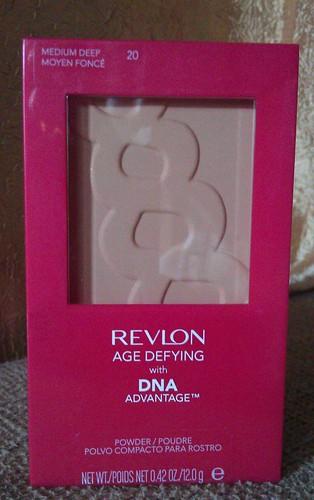 Revlon Ae Defying with DNA Advantage Powder