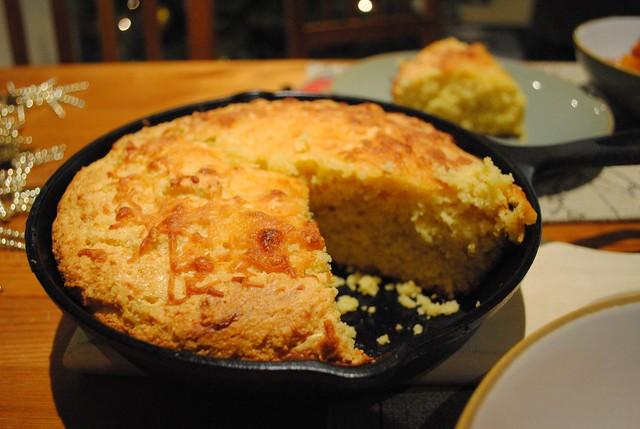 Gluten-Free Skillet Corn Bread