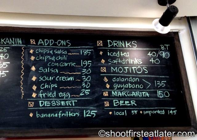 Madeca menu (Podium Mall)-001