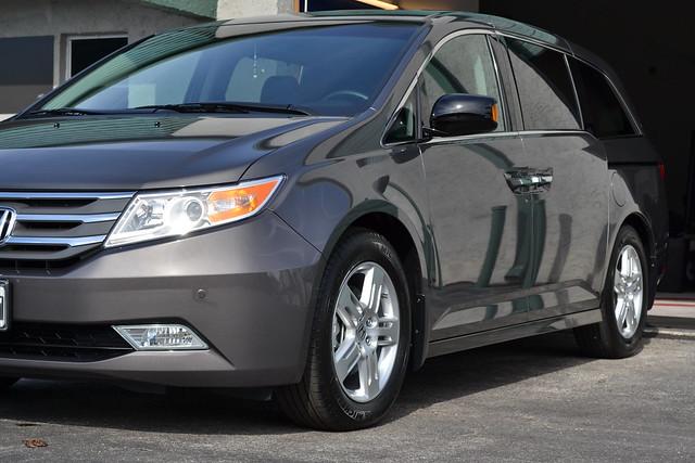 22ple New Car Prep Treatment Honda Odyssey Mini Van Aowheels Detail