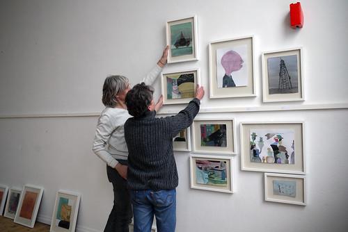 Peter en Marcel by AlleskAn | Kunstlokaal №8