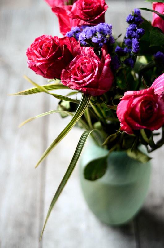 Flowers From Reuben
