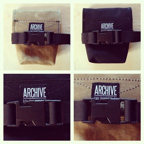 Saddlebags by Archive Victor