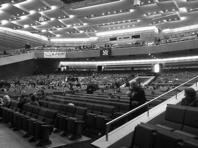 So the room at 29c3 where I'm giving the Safecast talk tonight is a little bigger than I'd anticipated
