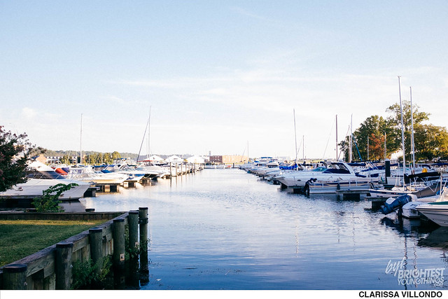 Buzzard Point / James Creek Marina