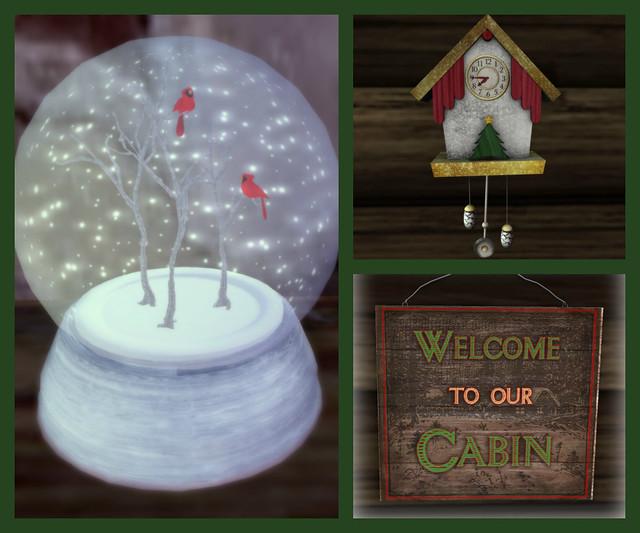 Arcade Christmas Collage