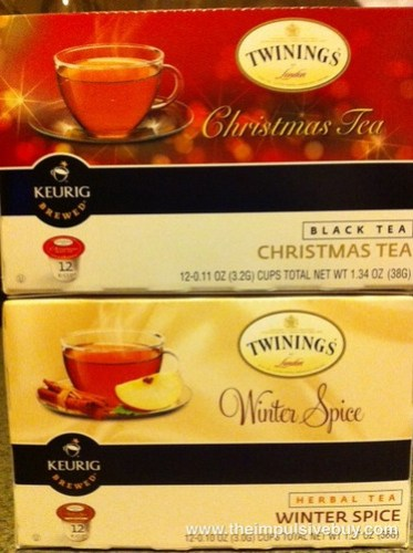Twinings Keurig Tea