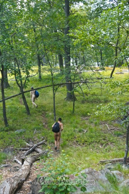 naturist 0022 Harriman park, NY, USA