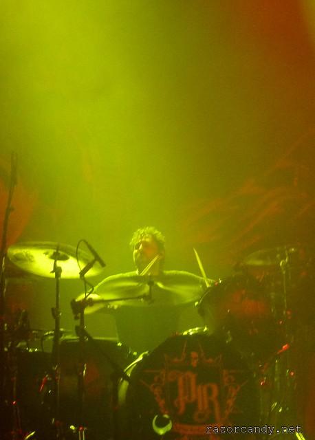 Papa Roach  - 11 Dec, 2012 (2)