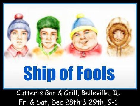 Ship Of Fools at Cutter's