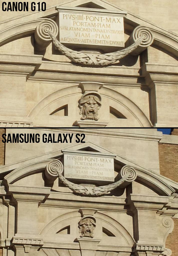 canon vs. samsung