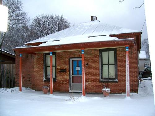 Guest House Studio: December 2012