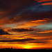 Sunrise | Leeds Bradford Airport - 19th November 2012