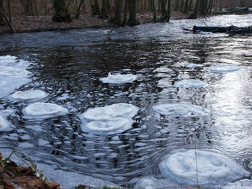 Ice in Verkaån