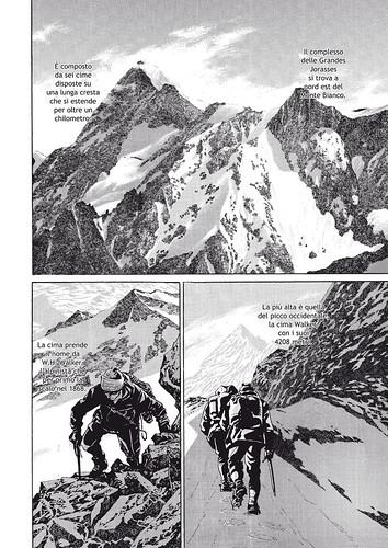 La vetta degli Dei - vol. 2 di Jiro Taniguchi by Rizzoli Lizard Gallery