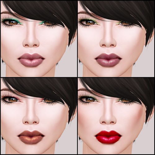 Petra @ Evian - Makeups