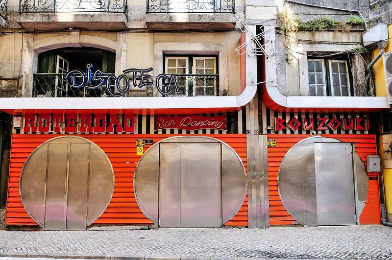 Lisbon S Rua Nova Do Carvalho From Red Light District To