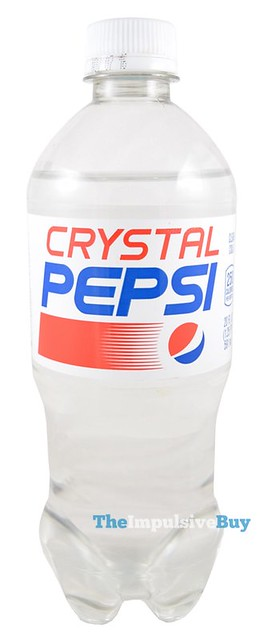 Crystal Pepsi (2016)