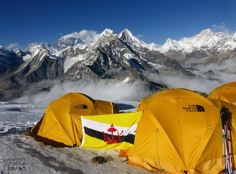 112. High Camp