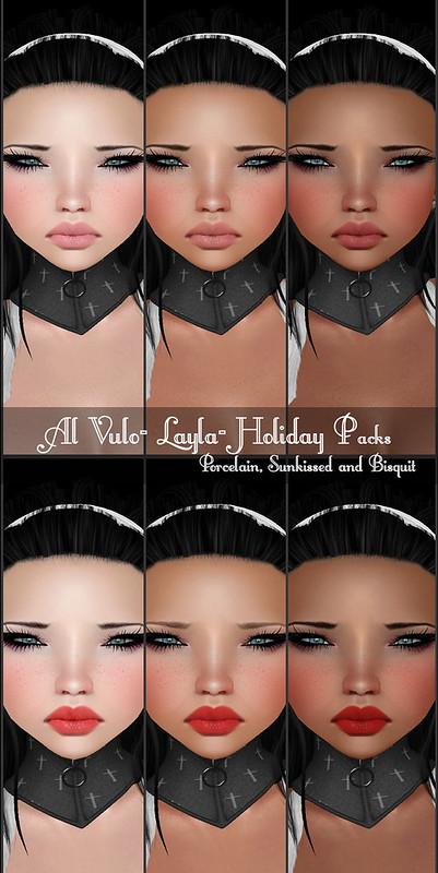 Al Vulo Layla Holiday Packs