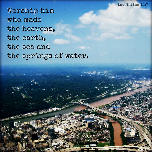 Revelation 14:7