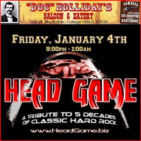 Head Game 1-4-13
