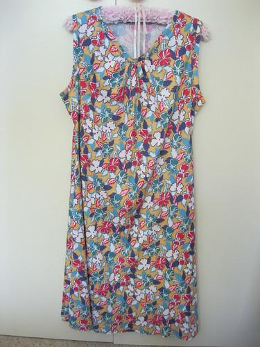Cherish dress for Mum - front