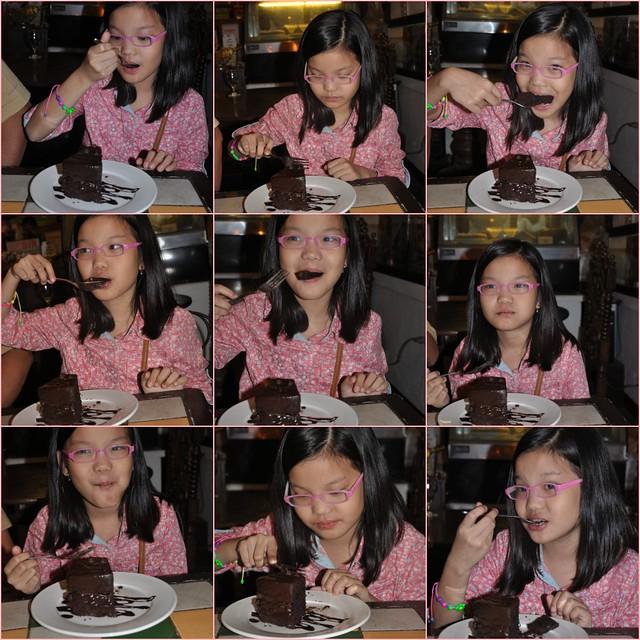 Miss Chocolate Cake