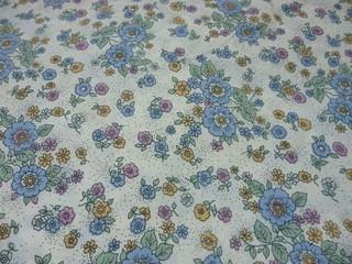 flowery sheet