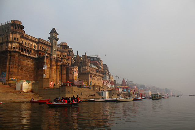 Varanasi early in the morning