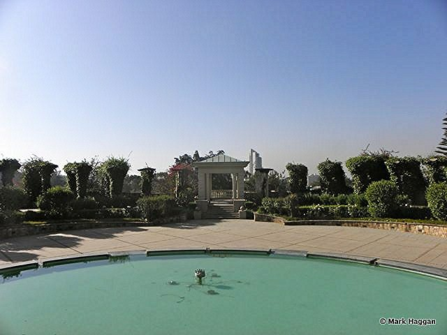 The Sheraton Hotel, Addis Ababa