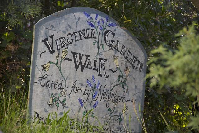 Virgina Garden Walk