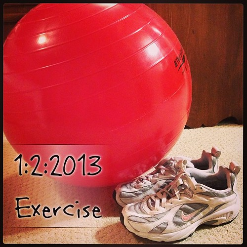 Exercise #photoaday