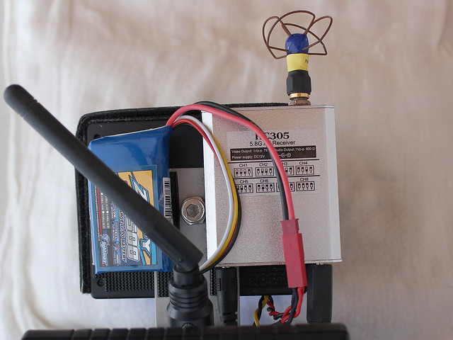 Video Receiver and Monitor