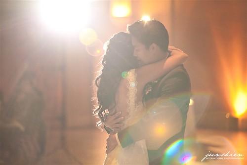 First Dance Love the lighting