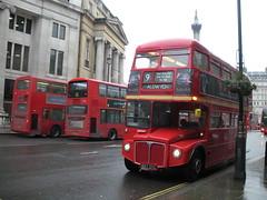 Routemaster, Cearnag Trafalgar
