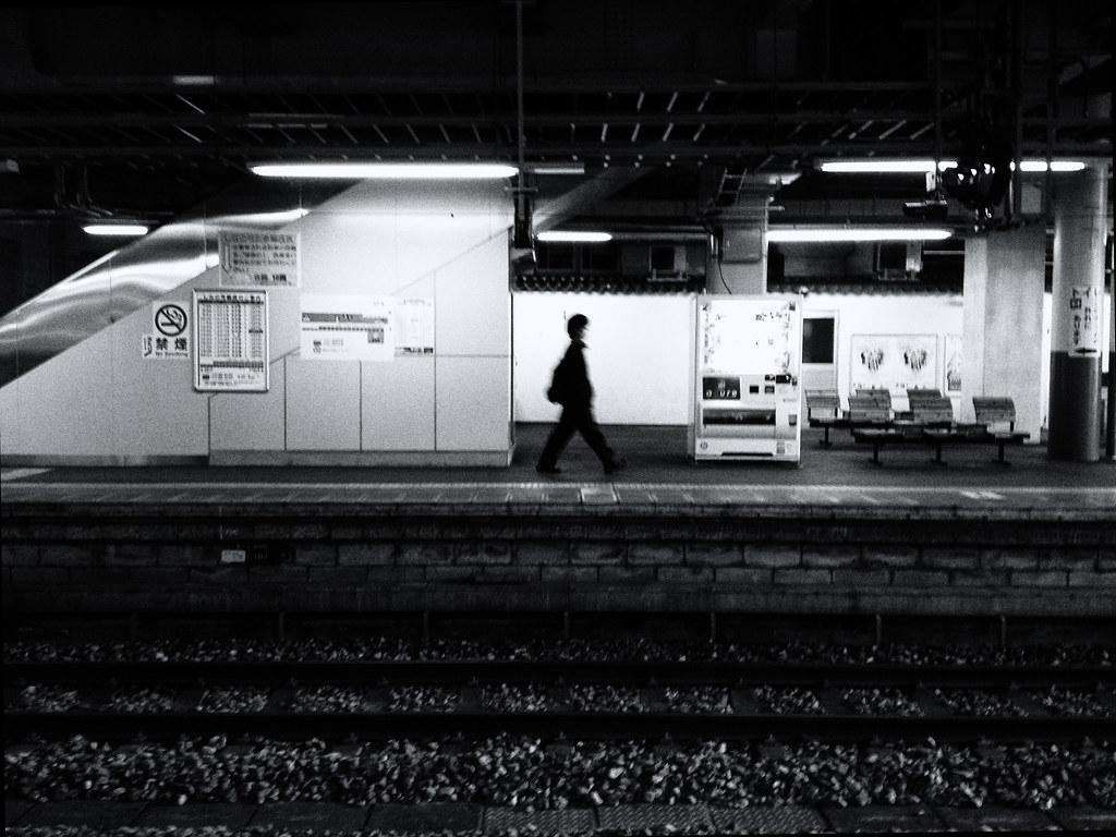 Matsumoto Station, Platform 4