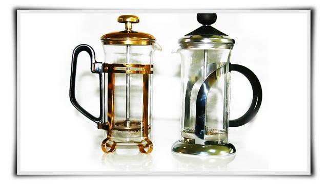 Perfect Kopi Luwak Coffee with French Press