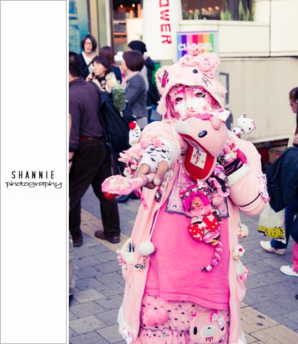 Tokyo Sights - Harajuku 原宿