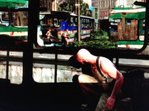 Max Payne 3 - taking cover