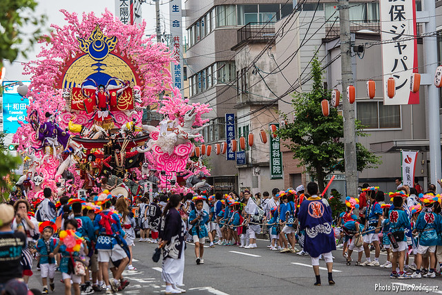 Festival Sansha Taisai de Hachinohe-43