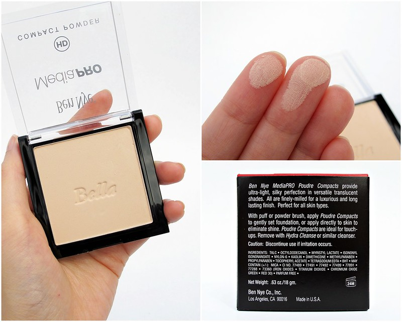 Ben Nye- Media Pro Compact Powder-03
