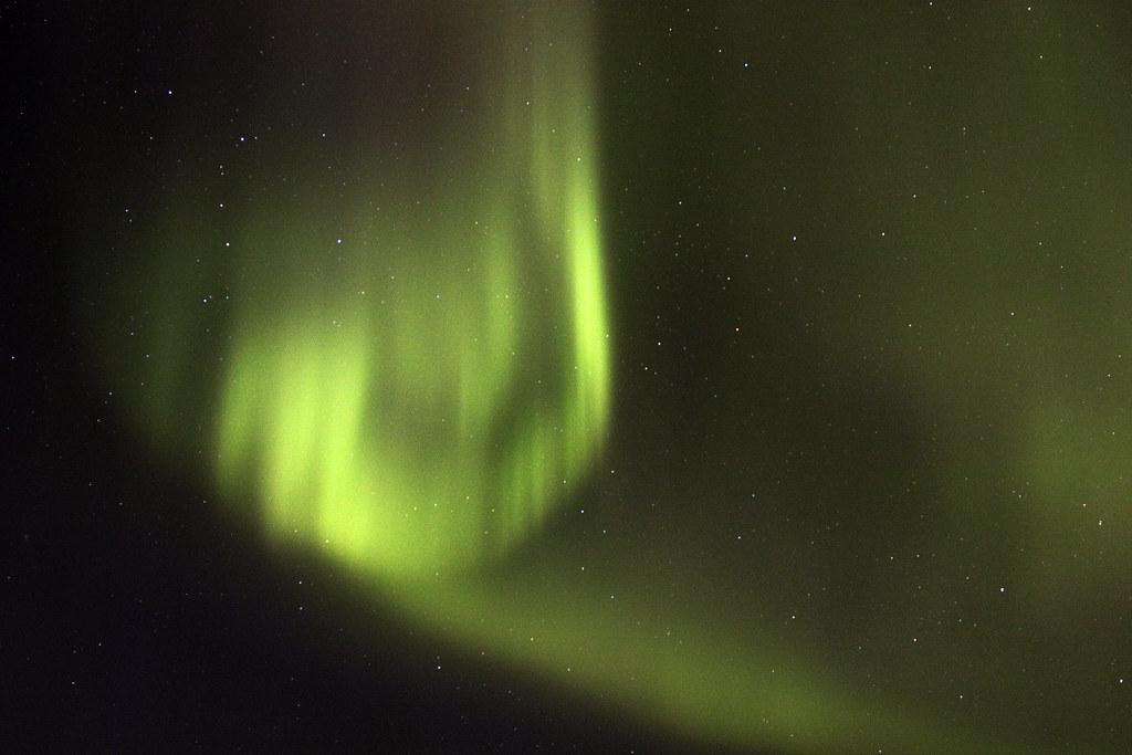 Aurora Borealis Shapes