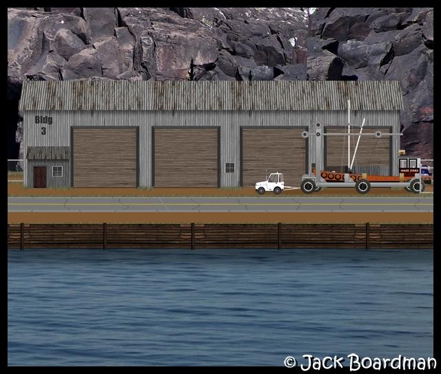 Boat repair shops