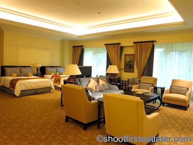 Venetian Macao Verona suite