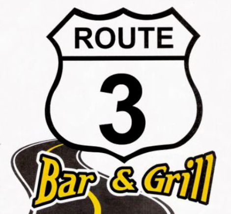Rt 3 Bar & Grill